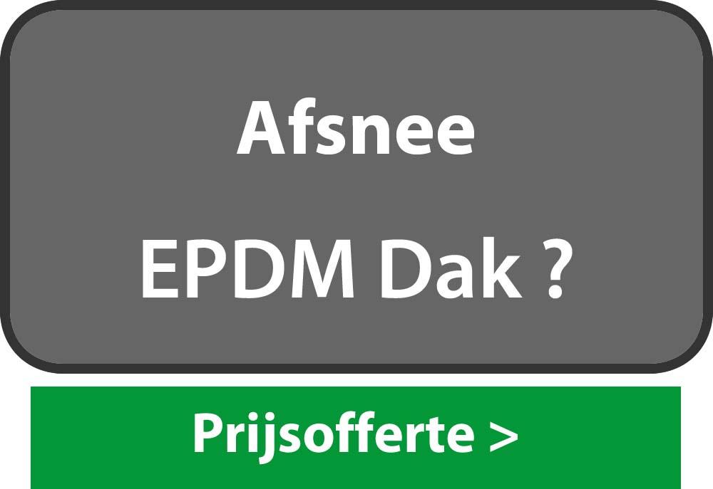 EPDM Afsnee