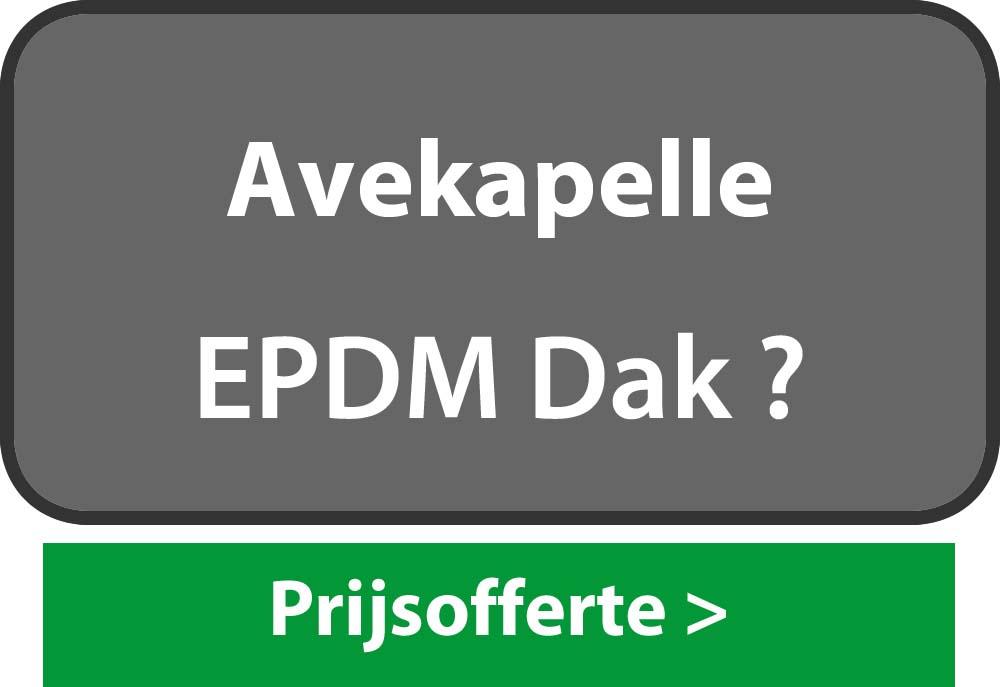 EPDM Avekapelle