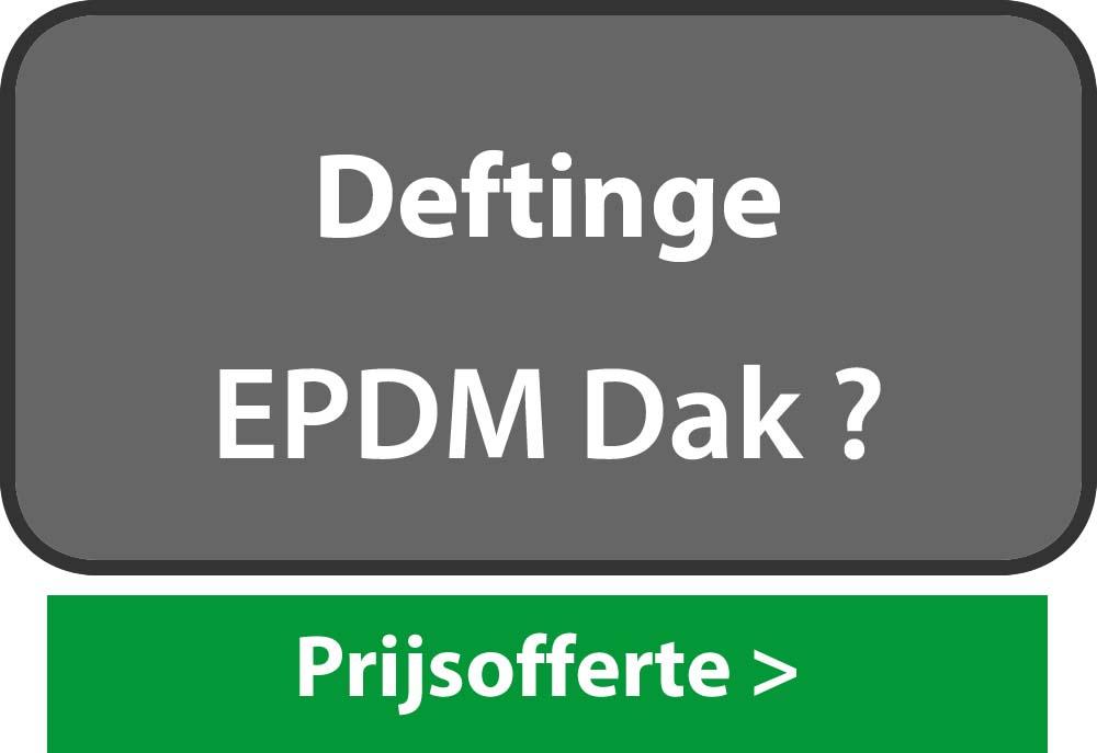 EPDM Deftinge