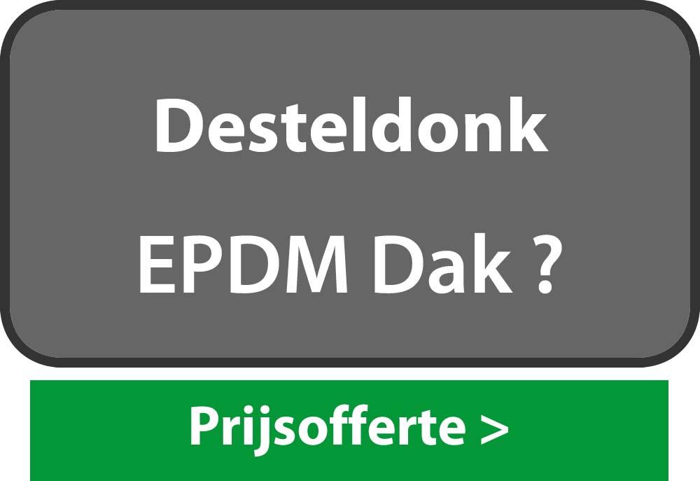 EPDM Desteldonk