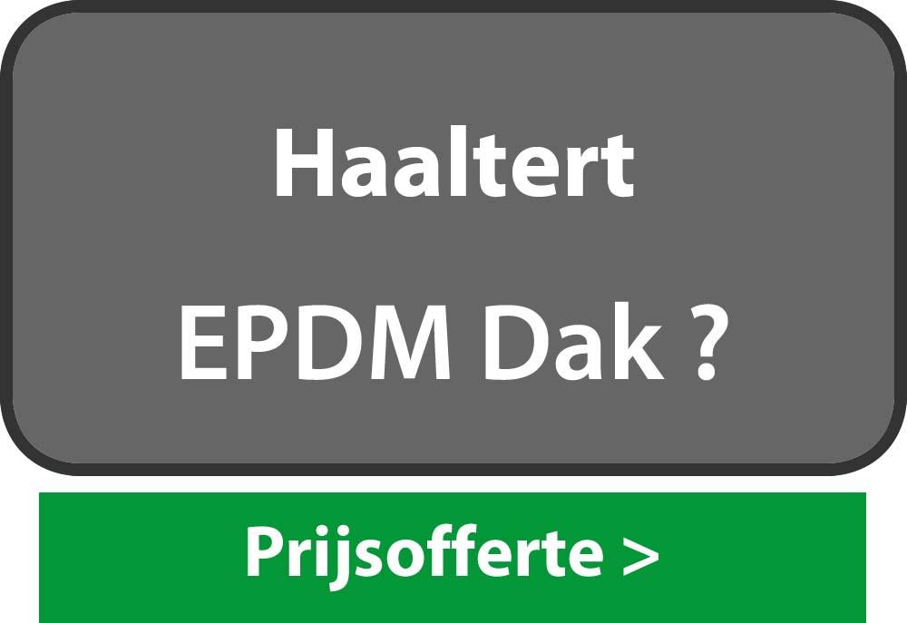 EPDM Haaltert