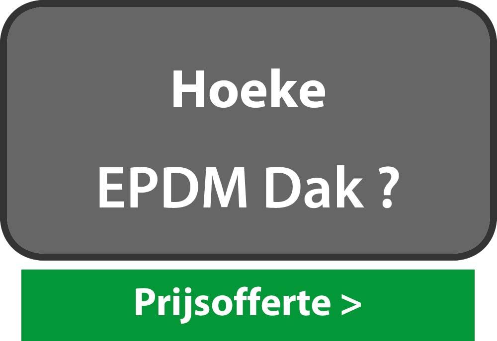 EPDM Hoeke