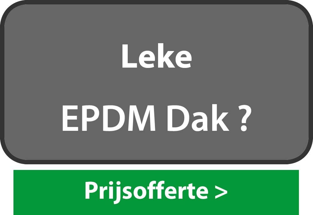 EPDM Leke