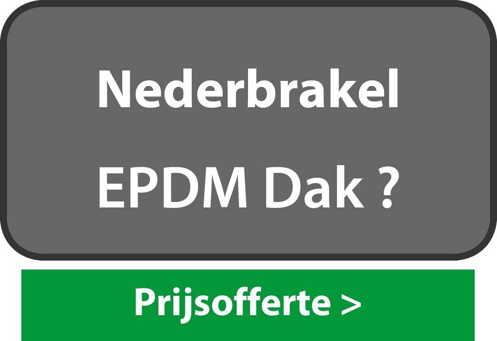 EPDM Nederbrakel
