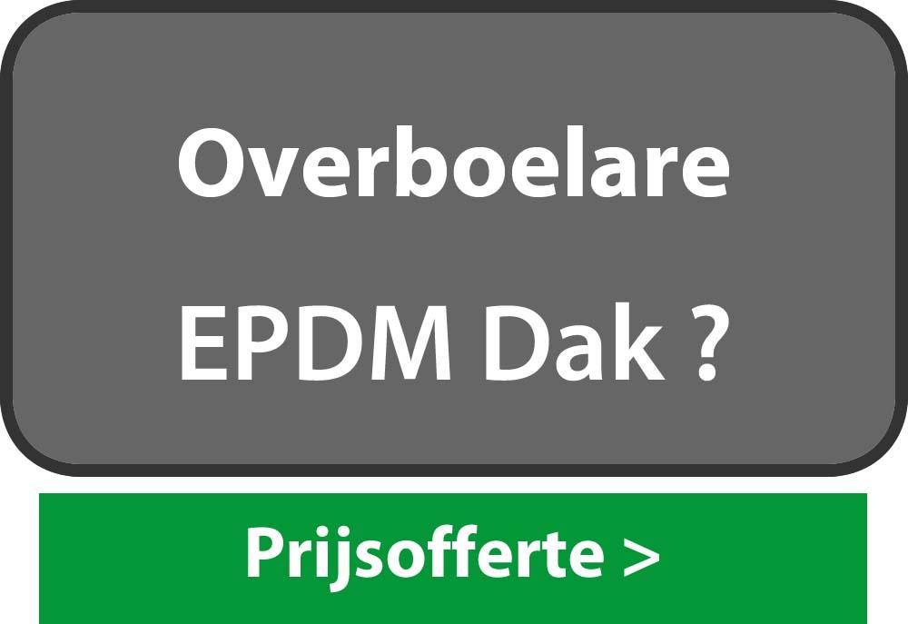 EPDM Overboelare