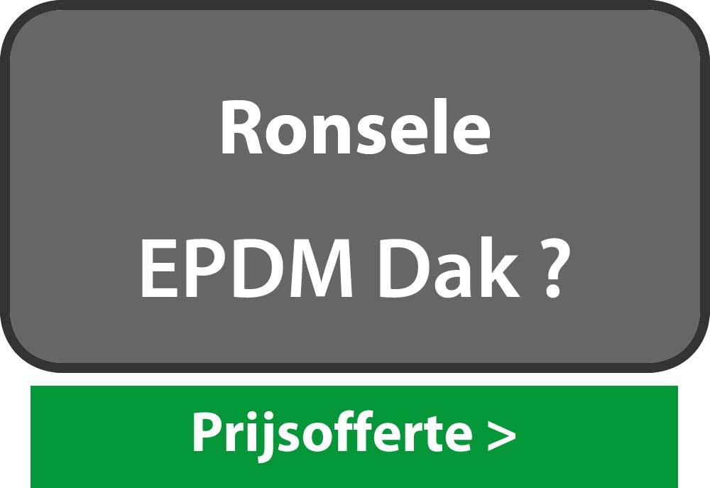 EPDM Ronsele