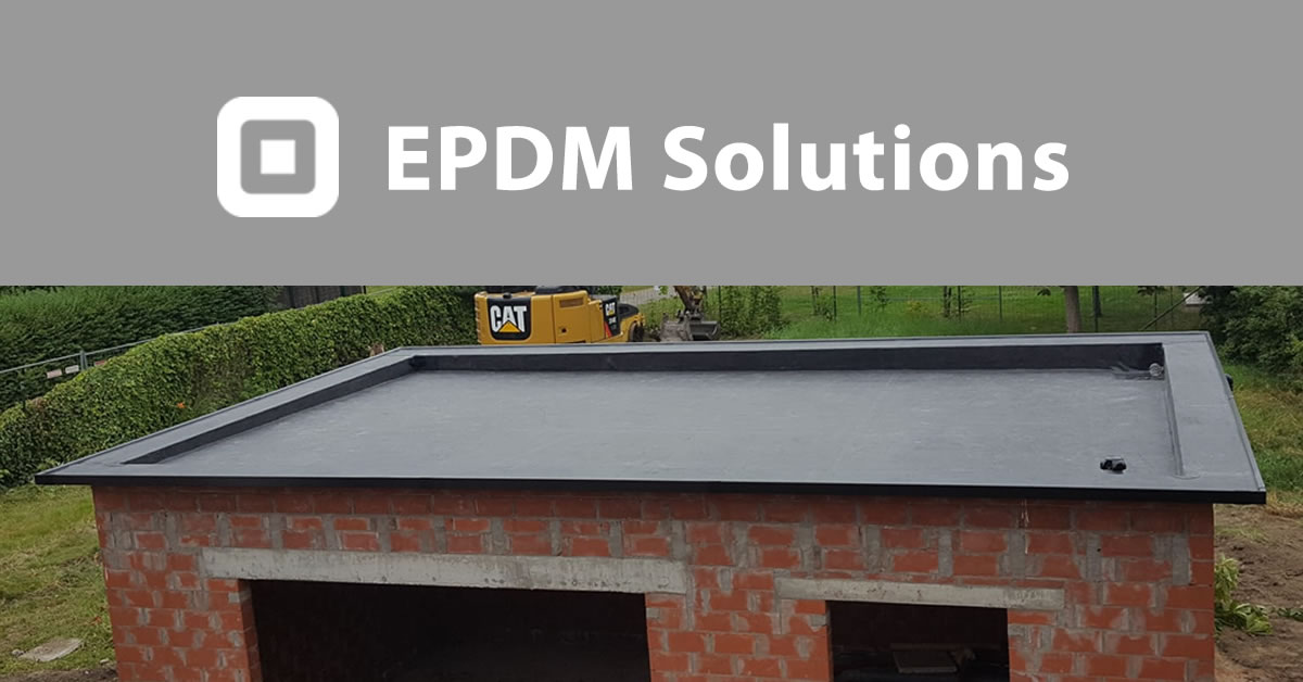 EPDM Solutions dak prijs in Mere