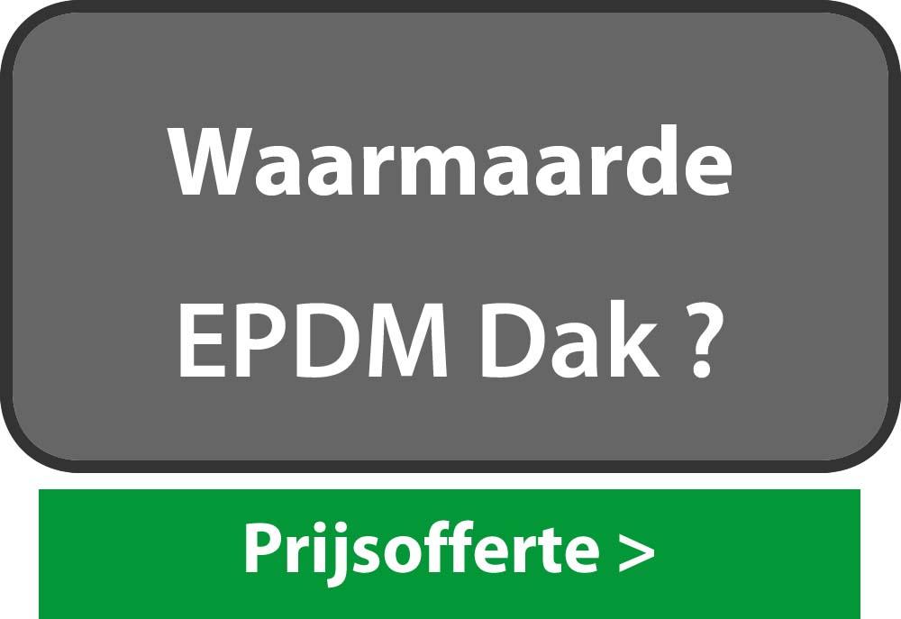 EPDM Waarmaarde