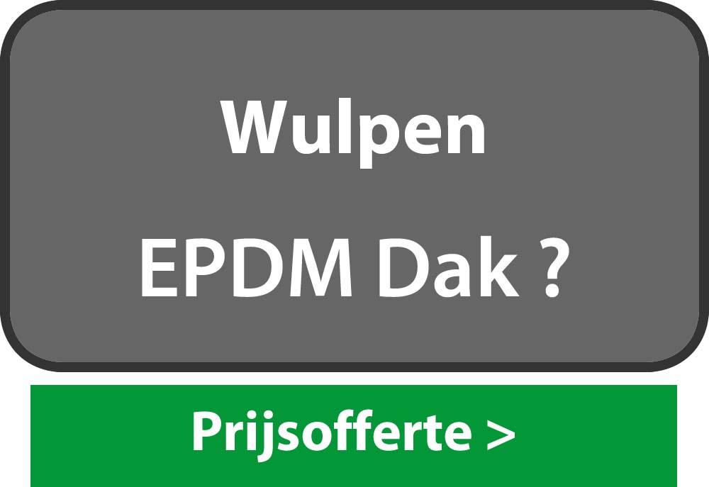 EPDM Wulpen