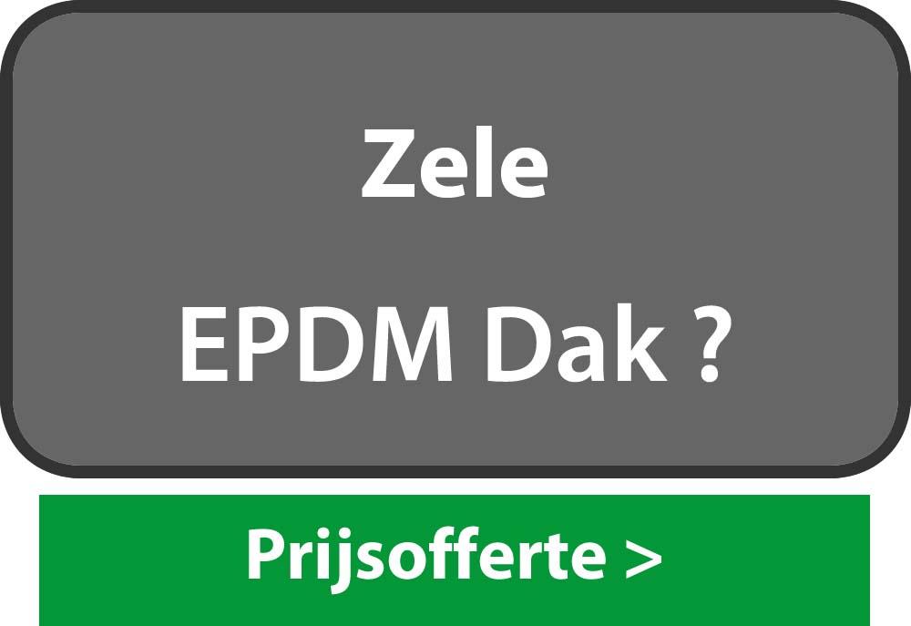 EPDM Zele